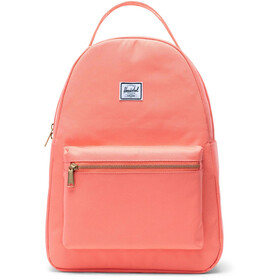 Herschel Nova Mid-Volume Backpack 24,5l, fresh salmon